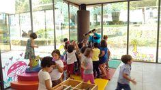 """Cuentacuentos de piratas. Tardes de viernes 2014 en la Biblioteca Pública Municipal """"Manuel Altolaguirre"""" (Cruz del Humilladero), Málaga. Octubre 2014."""