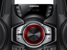 Mini System 1 CD 420W RMS MP3 Karaokê e USB - MX-F730 - Samsung