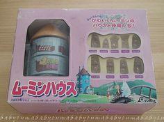 Moomin 【未使用品】ムーミンハウスサンライクリトルミースナフキン 北欧 インテリア 雑貨 家具 Modern ¥110yen 〆05月19日