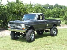 1967 ford truck | 1967 Ford F-100 Bring on the mud and the hills...and the toughest road you can throw at me !