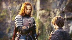 Jaqen and Arya - Game of Thrones