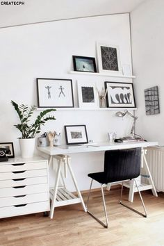 Desk styling inspiration