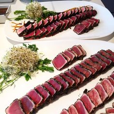 Awesome  chrismcchef epicurecateringbogota food gourmet tuna atun gastronomy foodie