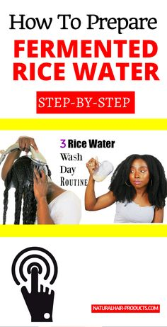 Click to see here...  Ever wanted to get hair growth or get rid of acne and other common skin problems? Try fermented rice water. It can help you get clear skin and luscious hair.    Click to see here...