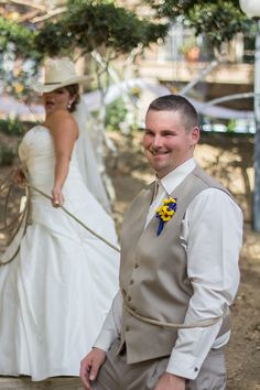 Country Wedding - Jenn & Cole Hines