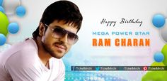 Wishing Mega Power Star #RamCharan a very Happy Birthday