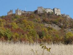 abandoned centuries ago, somewhere in Serbia