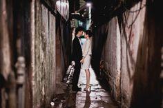 A Chic and Intimate Hong Kong Wedding: Elgin and Kai