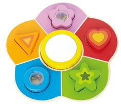 Hape Hello Its Me Sorting Puzzle Youngsters can sort shapes by colour and amuse themselves with a mini mirror that reflects their own image - always a pleasure!... (Barcode EAN=6943478002579) http://www.MightGet.com/january-2017-12/hape-hello-its-me-sorting-puzzle.asp