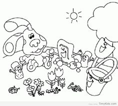 http://colorings.co/blues-clues-coloring-pages/   Colorings ...