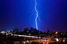 Stunning Photos of lightning bolts.