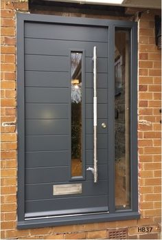 modern front doors. Contemporary Front Doors, Oak Iroko And Other Woods, Bespoke Doors Modern