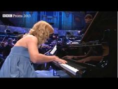 Valentina Lisitsa plays Adinsell's Warsaw Concerto.  One of my absolute favorite pianists ever.  I would die if I could play this with an orchestra some day.