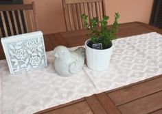 Decorazione per la tavola in terrazza