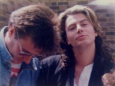 simon and john keeping it real Great Bands, Cool Bands, Nigel John Taylor, Kat Williams, Nick Rhodes, Simon Le Bon, Amazing Songs, British Boys, New Romantics