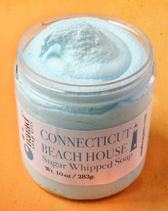 Erin's Connecticut Beach House Sugar Whipped Soap, $12