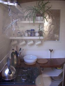 Lovingly crafted Narrowboat for cruising the canal network or a beautiful home. Narrowboat Kitchen, Narrowboat Interiors, Canal Boat Interior, Barge Interior, Houseboat Living, Boat Restoration, Floating House, Tiny Spaces, Small Boats