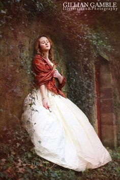 by Gilliam Gamble (does a lot of lovely Pre-Raphaelite style photography)