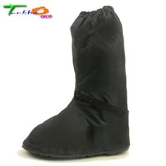 Waterproof Shoes Cover Antislip Camping Hiking PVC Zip Snow Rain Adult S M L XL #wealers