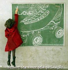 Patinando e Cantando: Declare seu amor pela patinação