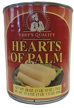 Chef's Quality: Hearts of Palm 28 Oz. (2 Pack) -- Quickly view this special product, click the image : Quick dinner ideas
