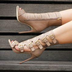 Shoes Woman 2016 New High Heels Ladies Pumps Sexy Thin Air Heels Footwear Woman Shoes zapatillas mujer sapato feminino chaussure High Heels Stilettos, High Heel Boots, Heeled Boots, Stiletto Heels, Bootie Boots, Shoe Boots, Ankle Boots, Shoes Heels, Nude Heels