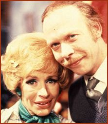 george and mildred - very underrated actors - such a shame Yootha Joyce left us too soon