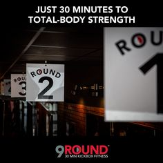 What are you doing with your time? Did you know that you can improve your mental and physical fitness in the time it takes to watch just ONE short TV show? During your 30-minute workout at 9Round, you're challenged to work your whole body from top to bottom, guaranteeing that you reach your fitness goals faster! Do you want to try it? We're opening soon. Schedule a FREE 1-week trial and get the ABSOLUTE lowest membership rates. Pre-register now…