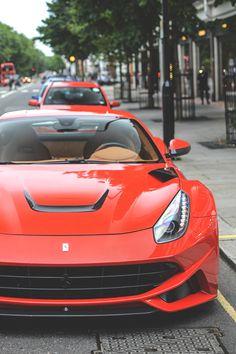 More cars: http://www.pinterest.com/tomaslap/ johnny-escobar:  Ferrari F12 Novitec N-Largo | JE