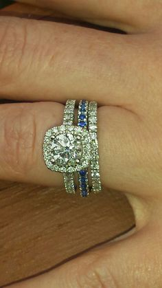 PD Engagement ring.  Police wife. Police wedding pictures. Thin blue line ring. wedding ring. http://postorder.tumblr.com/post/157432586319/options-for-short-black-hairstyles-2017