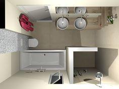 badkamer Home Room Design, Cookware Storage, Room Design, Home, Compact Bathroom, House Rooms, Amazing Bathrooms, Bathroom Shower, Bathrooms Remodel