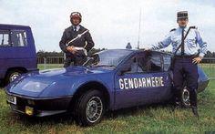 1976 #alpine #a310 #gendarmerie