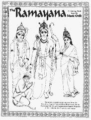 Ramayana by Jan Steward
