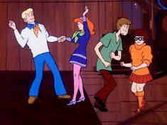 """Community Post: 17 Vital Life Lessons """"Scooby-Doo"""" Taught Me"""