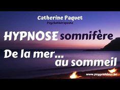 Hypnose somnifère - De la mer au sommeil - YouTube Stress, Yoga, Mantra, Zen, Spirit, Magic, Youtube, Sound Of Rain, Relaxation Techniques