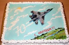 Fighter jet cake                                                                                                                                                                                 More