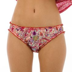 Comfortable AND sexy, treat someone you know to these gorgeous cotton knickers made in the UK from Liberty's famous tana lawn. £23.50