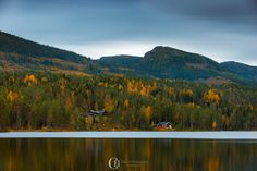 First Sight of Fall — Christian Hoiberg Landscape Photography