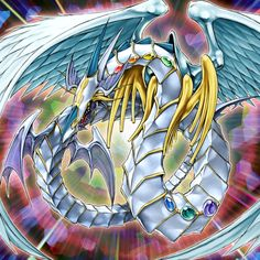 """Rainbow Dragon Dragon/ Effect LIGHT Level: 10 ATK: 4000 DEF: 0 Cannot be Normal Summoned or Set. Must be Special Summoned (from your hand) by having 7 """"Crystal Beast"""" cards with different names on your field or in your Graveyard, and cannot be Special Summoned by other ways. (1/2)"""