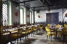 Coya Restaurant London | Peruvian Restaurant and Member's Club