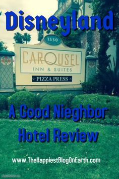 The Happiest Blog on Earth: Carousel Inn & Suites Review