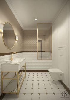 To mieszkanie na warszawskim Żoliborzu o powierzchni 59 mkw zaprojektowano dla młodego małżeństwa. Za projektem stoi autorska pracowni KamińskaStańczak założona przez dwójkę absolwentów Politechniki Krakowskiej oraz krakowskiej ASP. Zadaniem projektantów była przede wszystkim modyfikacja zastane