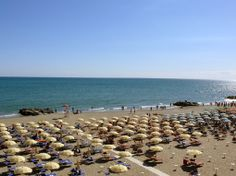 The awesome beach of #Misano Adriatico