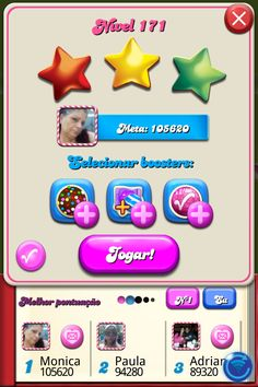 Candy Crush #nivel171