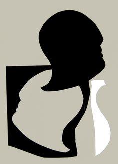 """andrea mattiello """"ombra""""13    collage su carta cm 25x35; 2012  #arte #art #artecontemporanea #artista #artistaemergente #creatoredimmagini #tecnicamista #carta #paper #collage"""