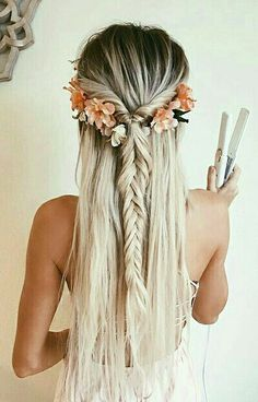 very easy and amazing hairstyle. I love it