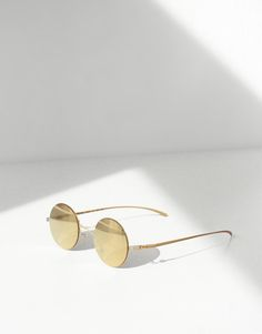 i-love-aesthetics:  introducing the new Mykita x Maison Martin Margiela glasses