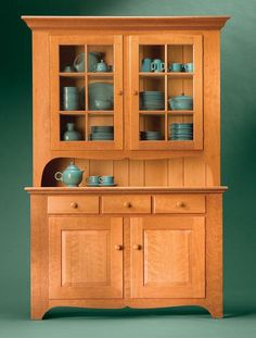 plans for wood hutch