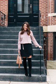 liz adams dressed up winter outfit ideas (5 of 10)-1