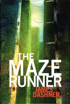 the maze runner book | Book cover picture of Dashner, James. THE MAZE RUNNER. New York ...